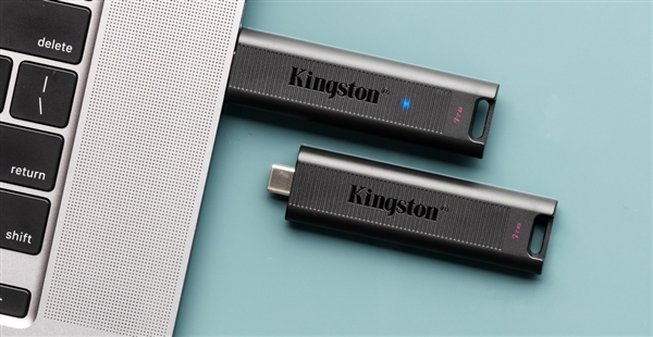Kingston fastest USB flash drive released: The speed more than 1GB/s